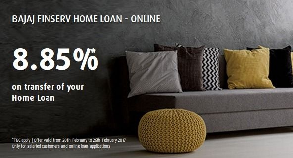 Apply Bajajfinserv Homeloan At Low Interest Rate Home Loans How To Apply Online Loans