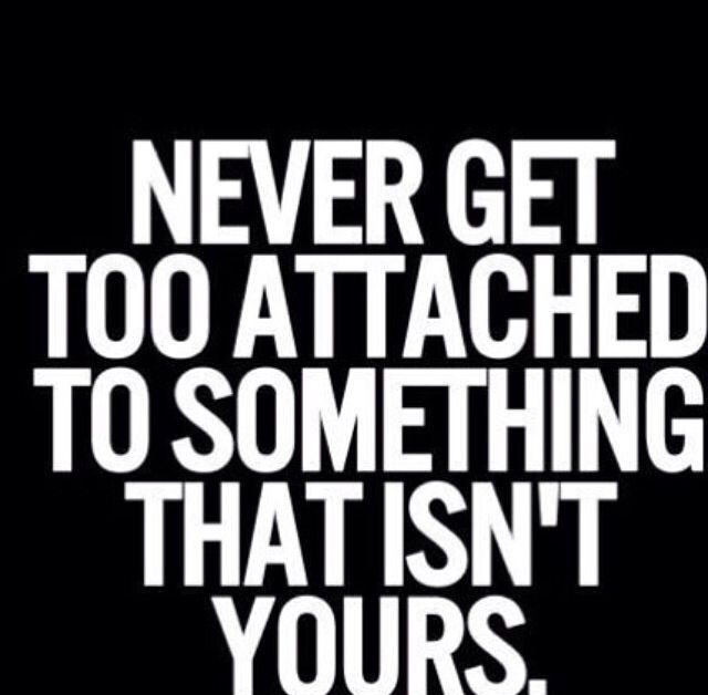 Never.......