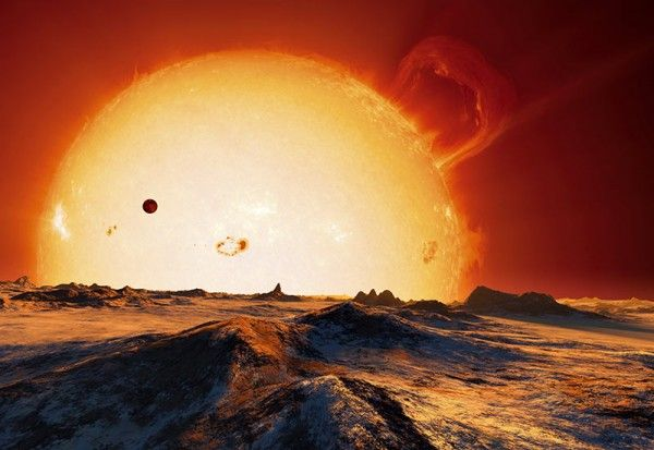 How It Will Look The Sun When It Dies Solar System Facts