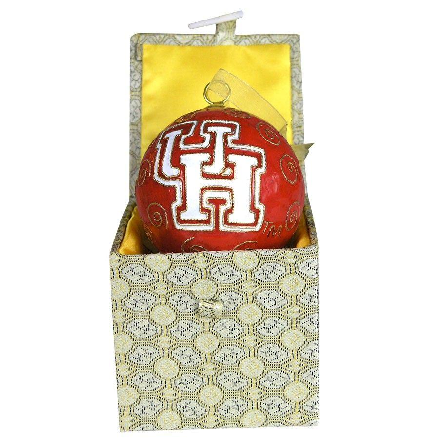 University Of Houston Ornament Google Search University Of Houston Round Ornaments University University