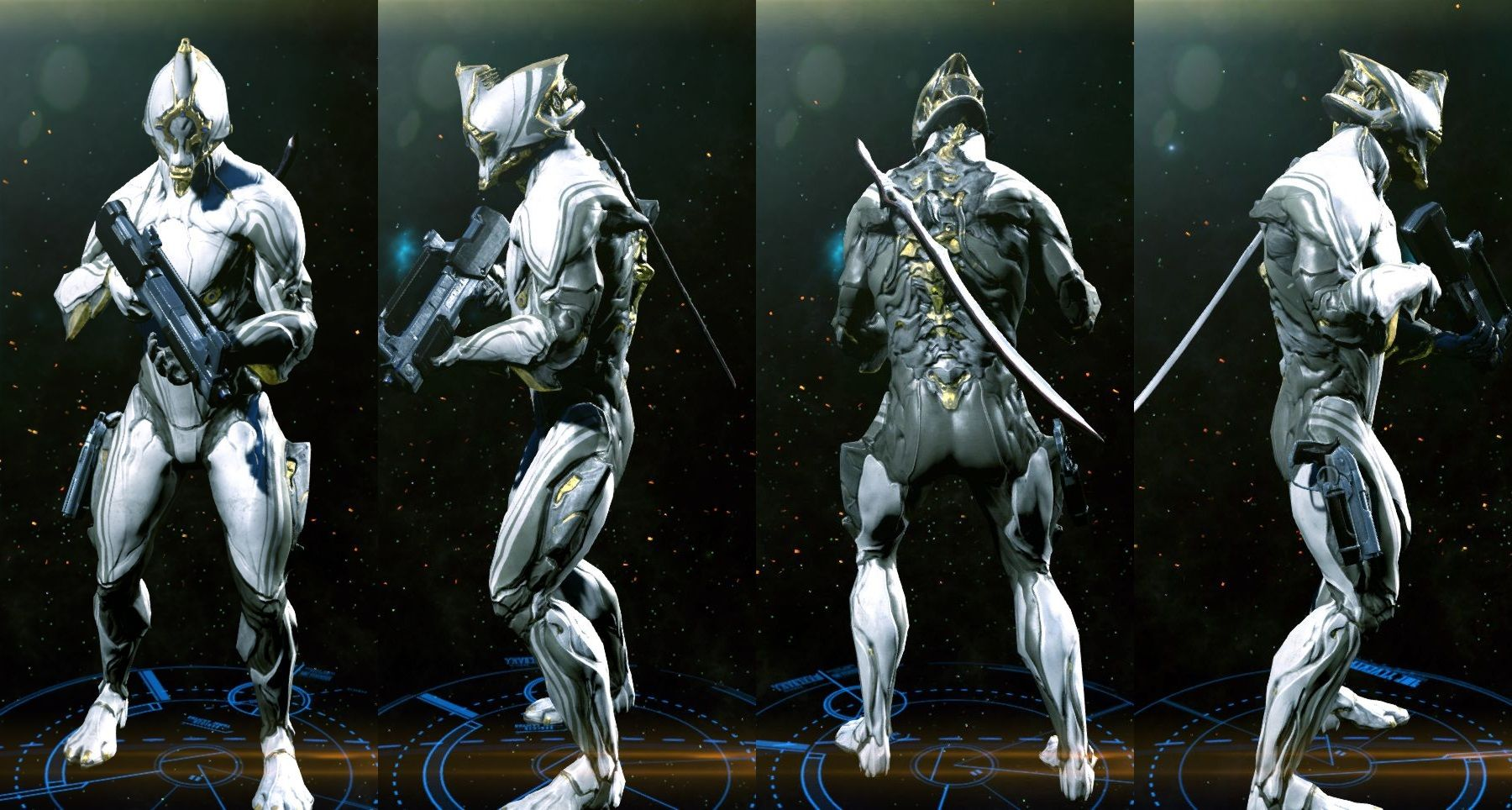 Excalibur Prime All Sides