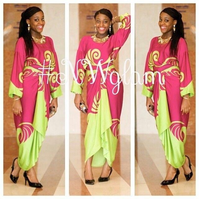 Nigerian wedding ore-iyawo aso-ebi styles special 12 | Ankara ...