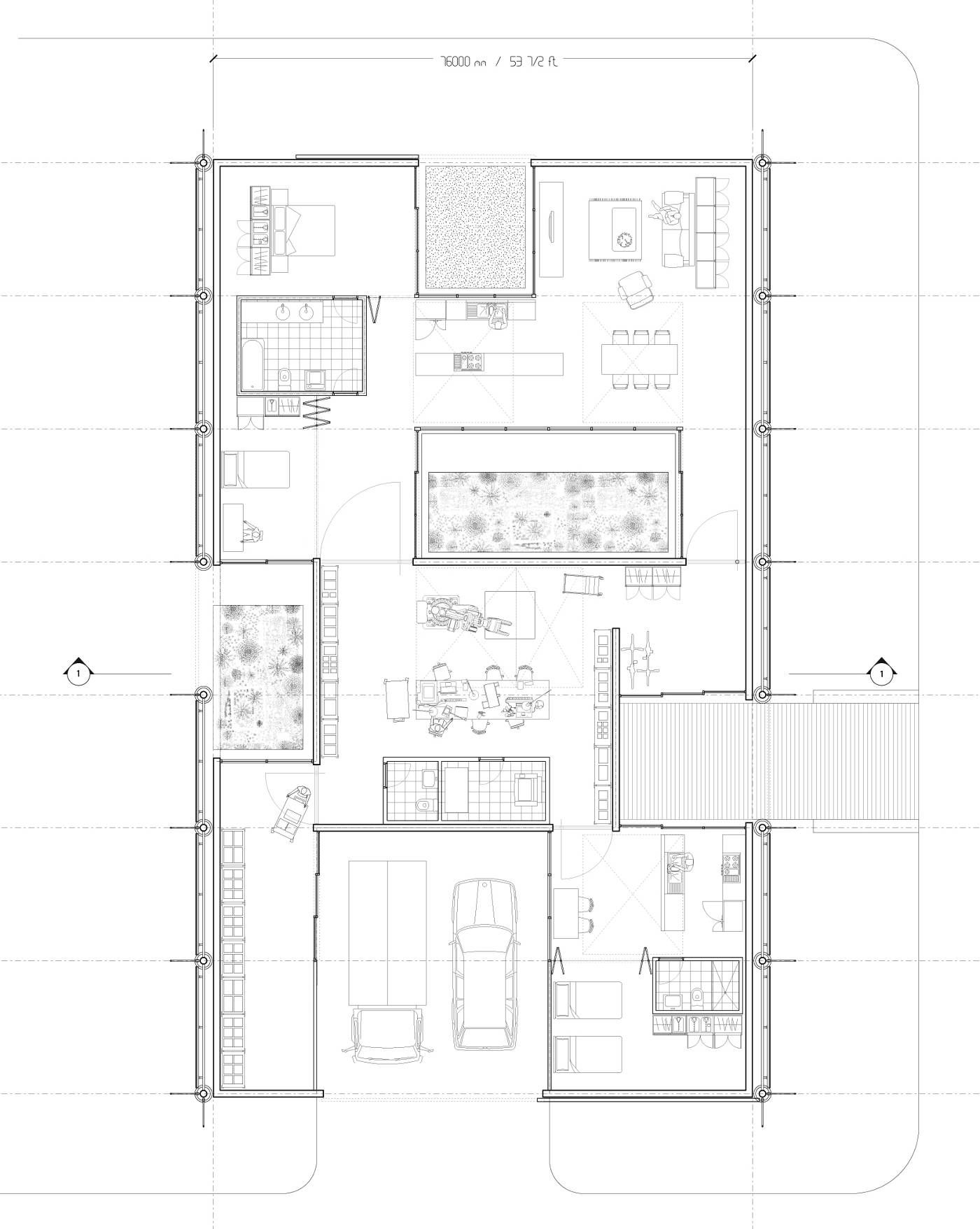 Double House 2 Harry Wei The Plan Pinterest House Double