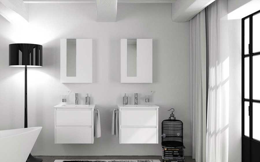 Prandina Mobili ~ Mobile arredo bagno serie form collezione mobili bagno di