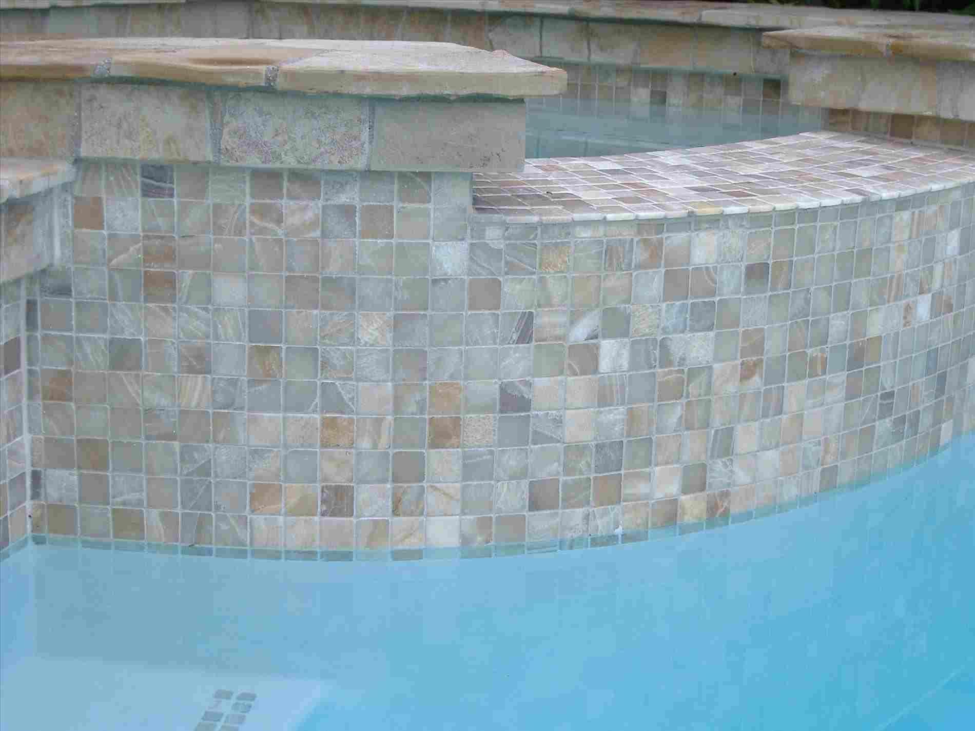 45+ The Amazing Inspiration for Pool Tile Ideas | Backyard ...