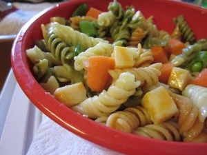 Yummy pasta salad! For all of your pizza, pasta, salad, pita, sub cravings visit Stosh's Pizza in Center Line, MI! Give us a call at (586) 757-6836 to place your order or visit our website www.stoshspizza.com for more information!