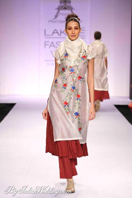 91ab0b418eb Prama by Pratima Pandey designer suit collection