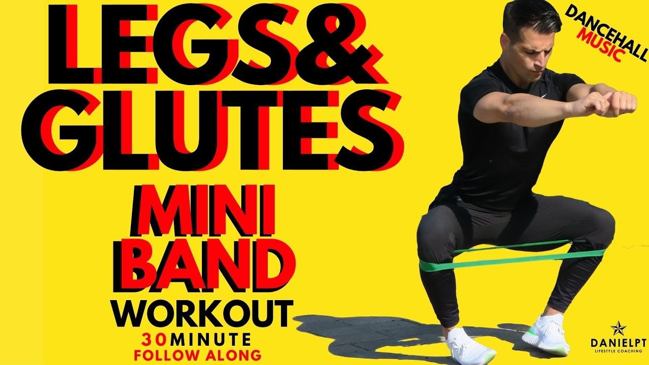 30 minute Leg & Glutes No Noise Home Workout   Rhythmic Dance Leg Workout #legsandglutesworkout #legsandglutesathomeworkout #legsandbuttworkout #legsandglutesworkoutwithresistanceband