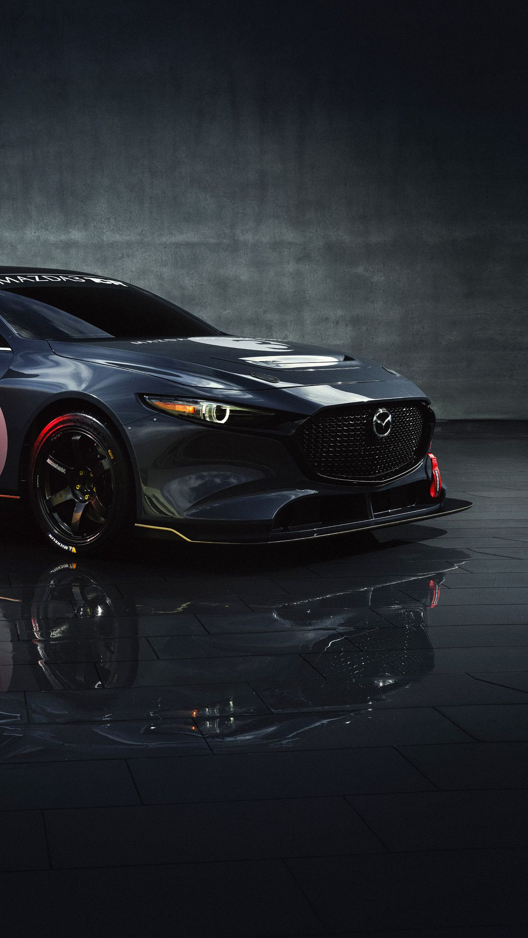 Mazda3 Tcr 2019 8k Mobile Wallpaper Iphone Android Samsung Pixel Xiaomi Mobile Wallpaper Wallpaper Iphone