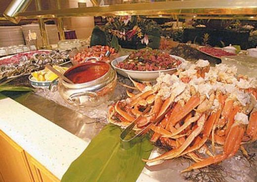 Outstanding The 10 Best Seafood Buffet In Las Vegas And Guide To Vegas Download Free Architecture Designs Grimeyleaguecom