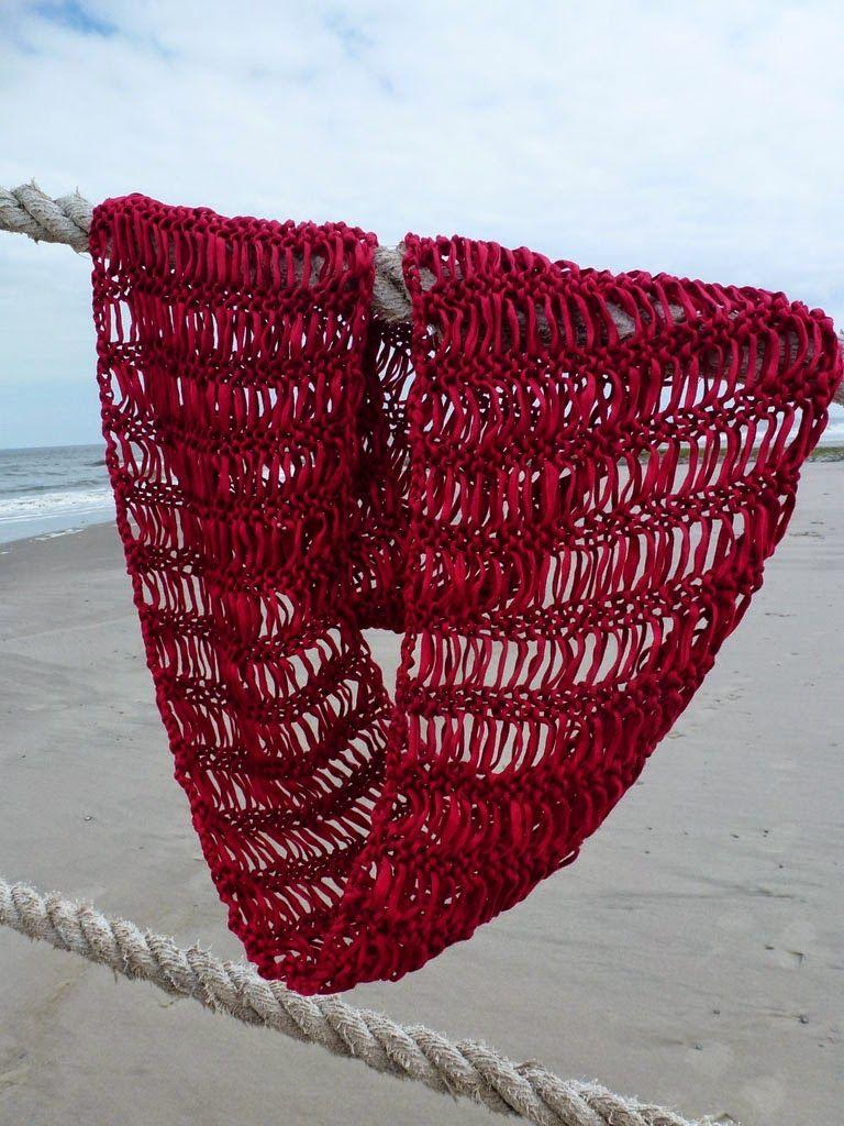 Photo of Ich mag es immer, diese Fallstichschlaufe zu stricken. Jetzt habe ich noch einen …