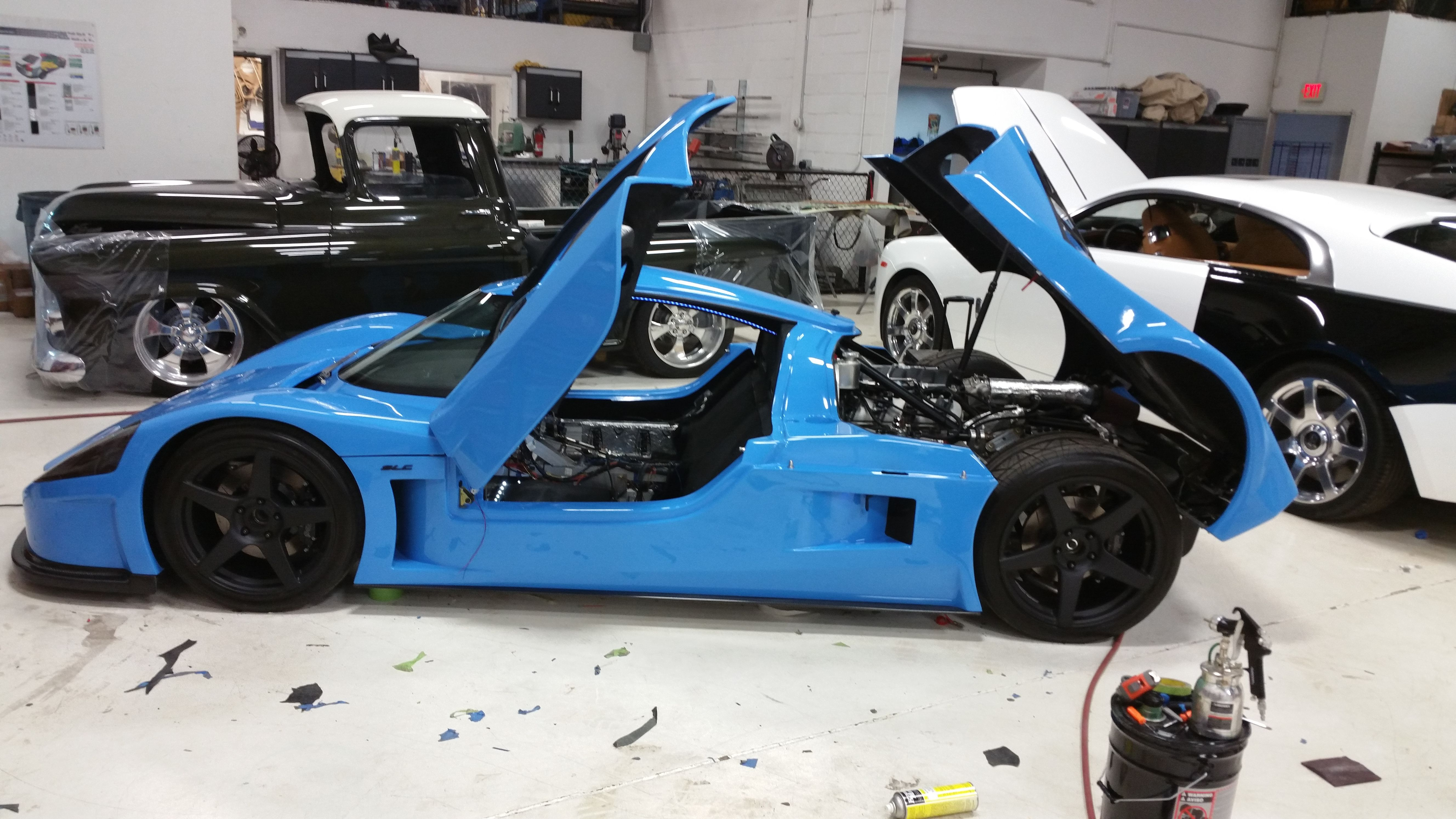 Slc Kit Car >> Pin By Will Campbell On Superlite Slc Replica Cars Kit