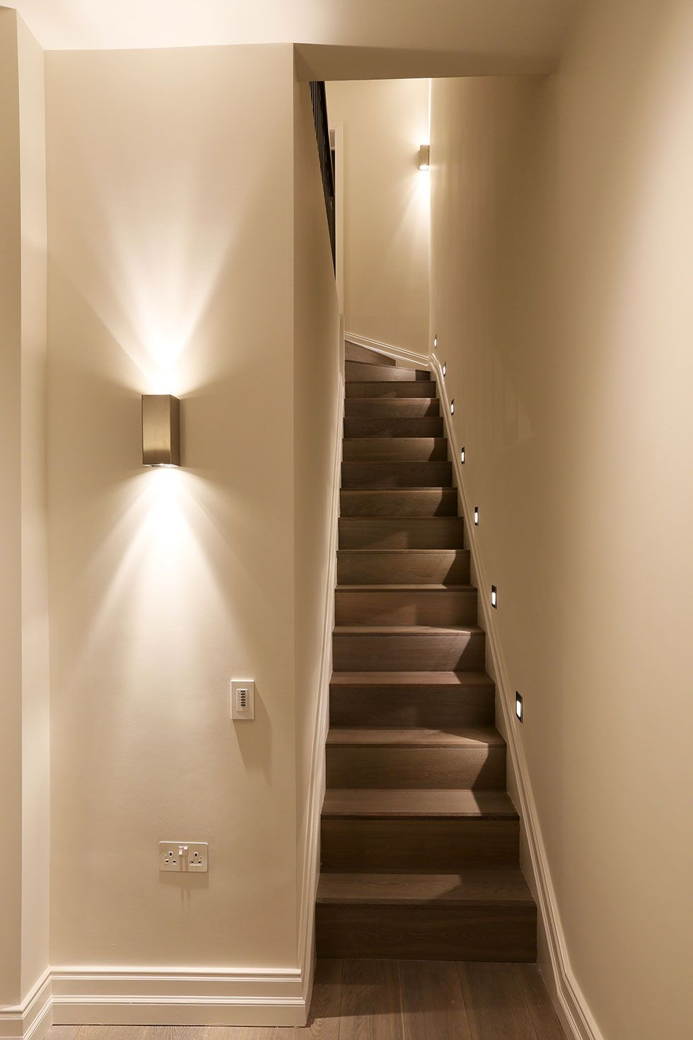 Best Stairway Lighting Ideas For Modern And Contemporary Interiors Staircase Lighting Ideas Led Outdoor Wall Lights Stair Lights