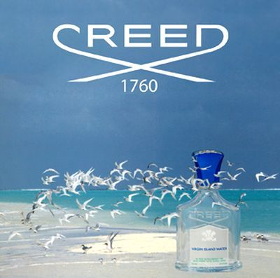 Virgin Island Water by Creed: straight up Piña Colada - lime ...