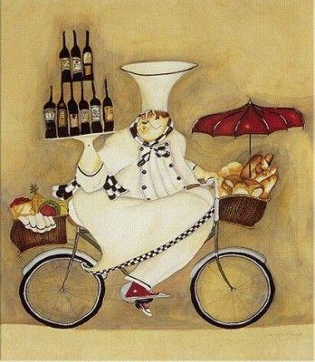 Cuadros modernos para cocina clasicos pintura oleo - Cuadros cocina vintage ...