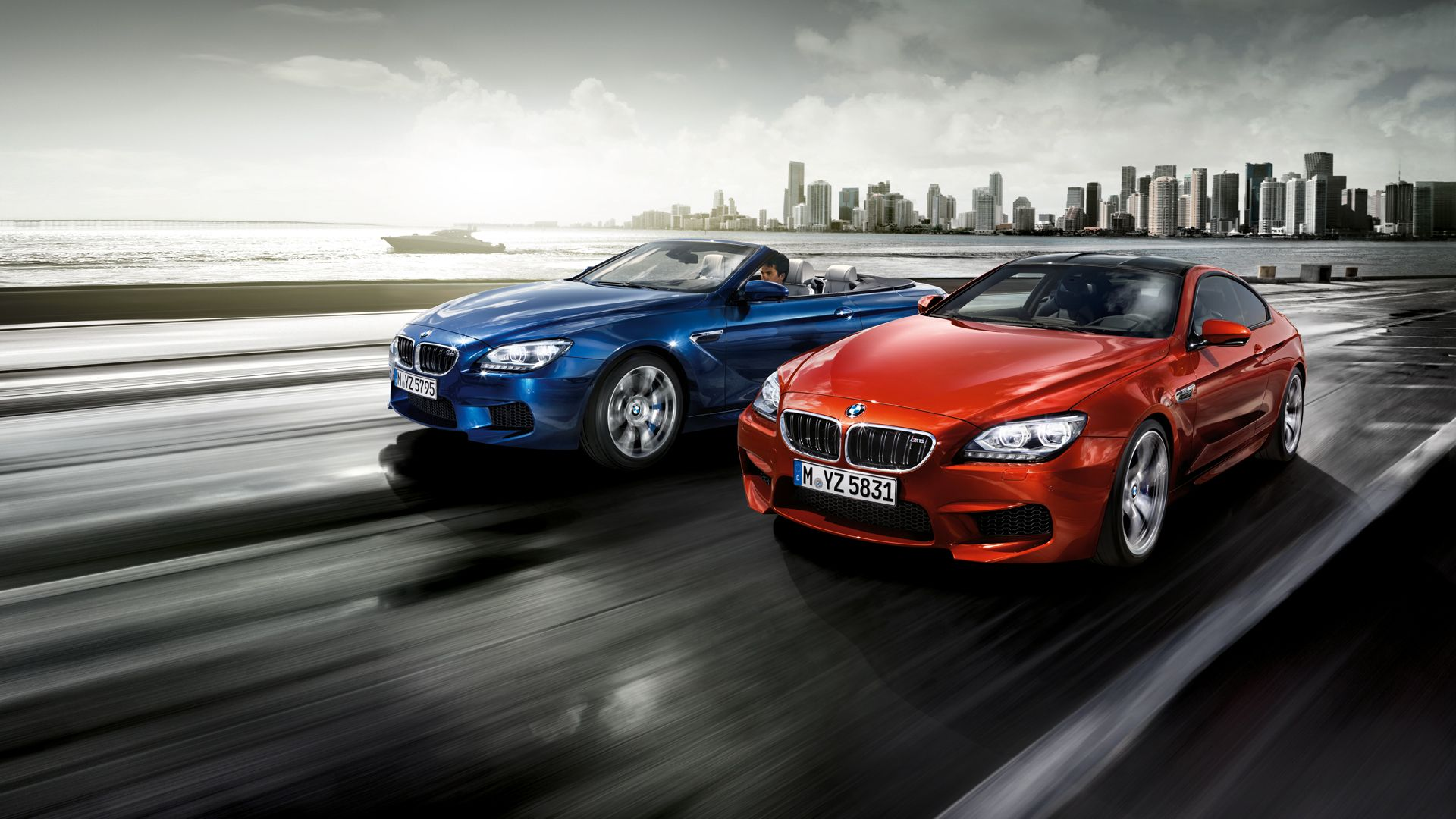 Wallpapers New Bmw M6 Coupe And Convertible Bmw M6 Bmw