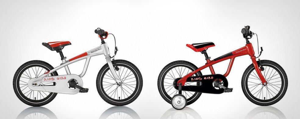 Produkt Design Berlin mercedes kidsbike formfueting produktdesign aus berlin