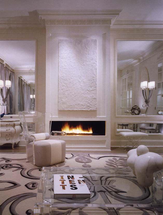 Luxury Showcase For Living Room Royal Art Deco: Luxury Interior Design