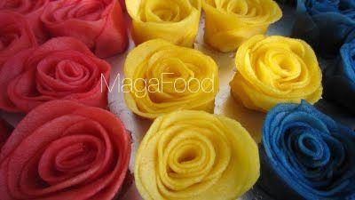 Magafood: Rosa de Maçã