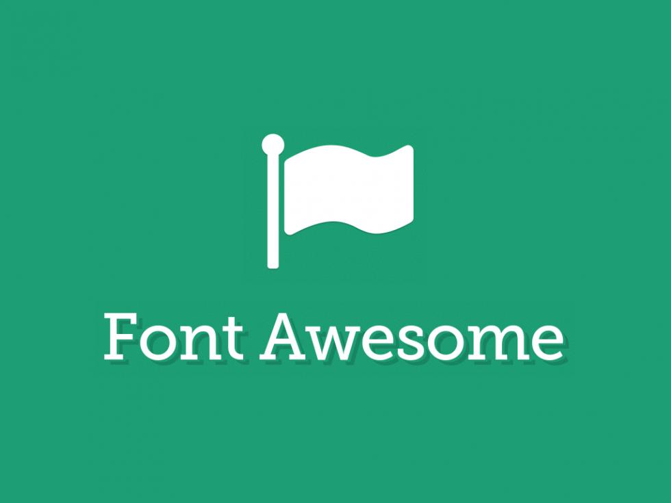 Font Awesome Icons Sitenize ikon eklemenin en kolay yolu