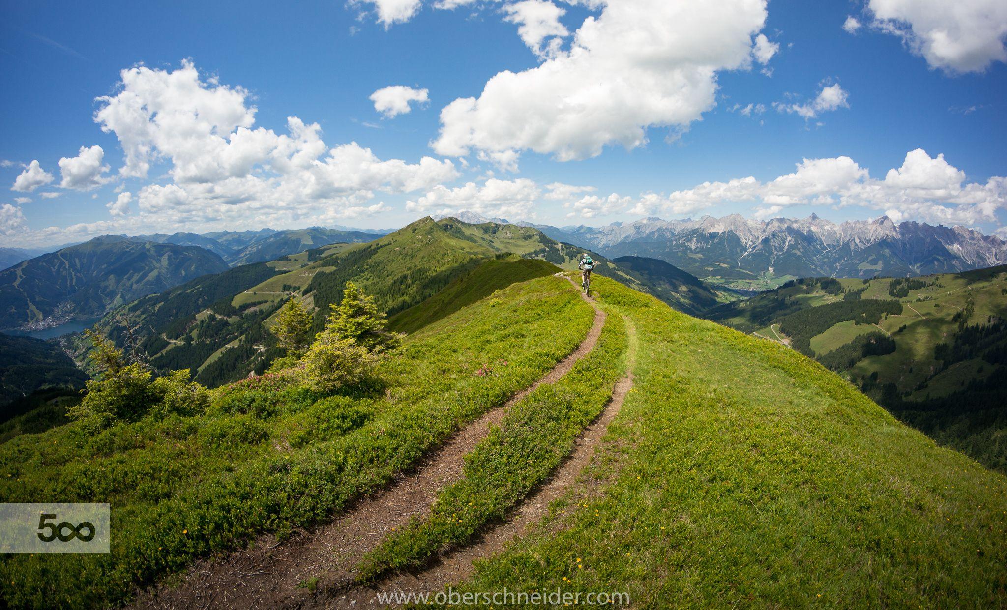 Endless Singletrail Mountainbiking in Austria by Christoph Oberschneider on 500px