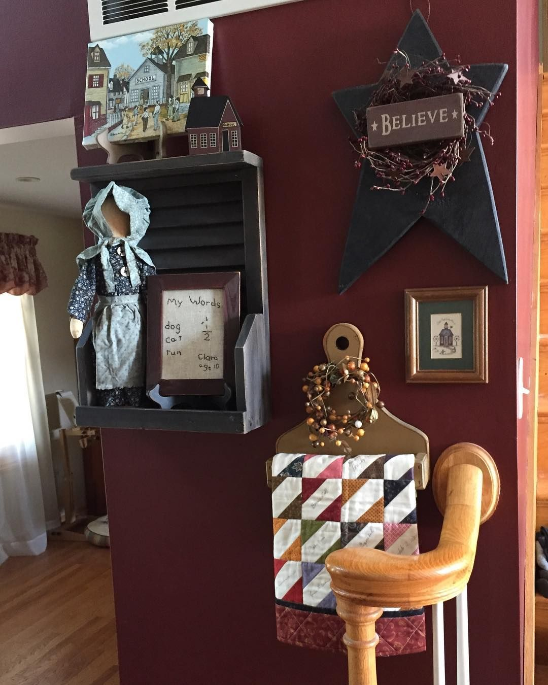 Pin By Michelle Schank On Home Decorating: Pin By Michelle On Decorating With Quilts