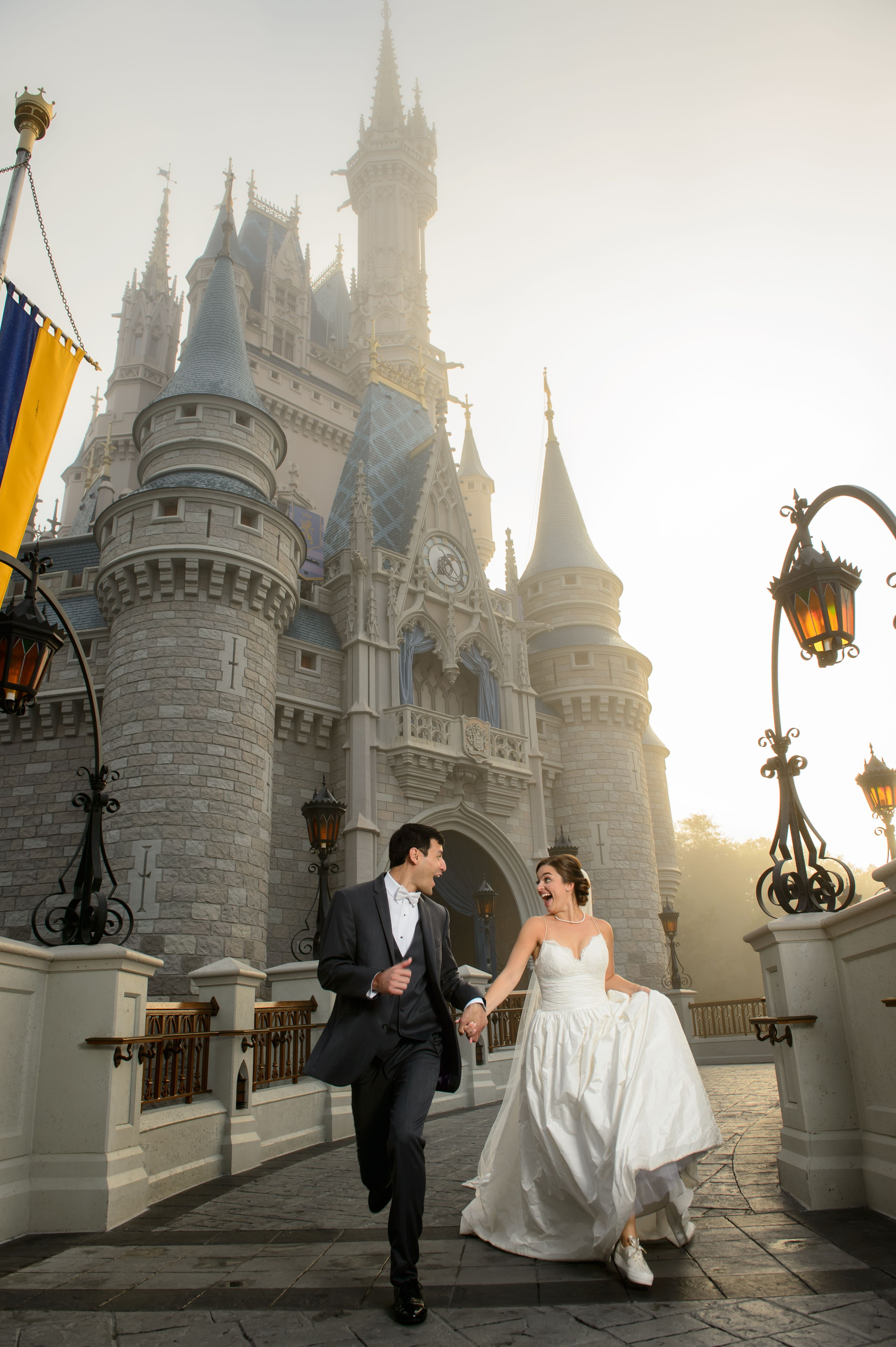 Disney Wedding At Walt Disney World Fairytale Wedding Theme Disney Fairy Tale Weddings Fairytale Wedding Inspiration