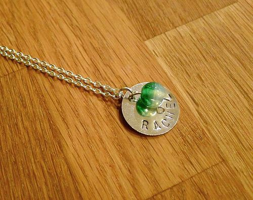 Necklace Done by meredithheard, via Flickr