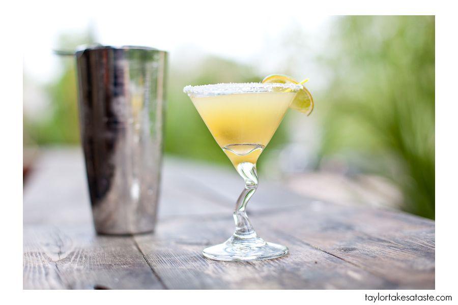 Mexican Martini, Trudy's, Austin, Texas