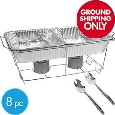 Party Goods Retailer Party City Mobile 12 99 Chafing Dishes Buffet Set Wedding Buffet