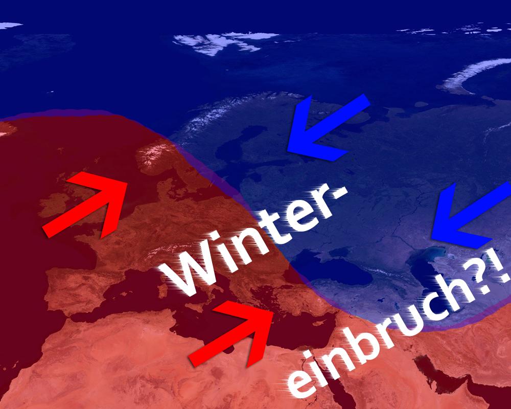Kommt mit dem neuen Jahr auch der Winter? +++ Immer noch