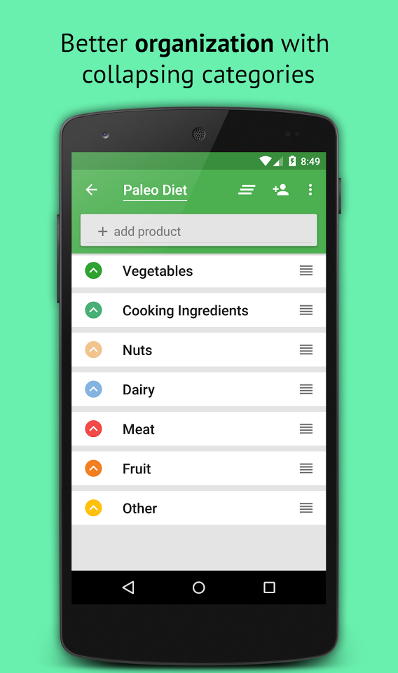 Capitan Is a Grocery Shopping App that Shares Lists with