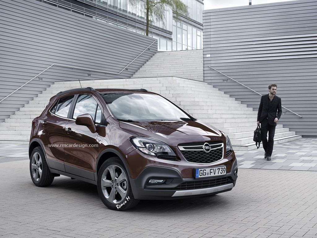 facelift opel mokka bzw neue modellversion mokka x seite 9 allgemeine themen opel mokka. Black Bedroom Furniture Sets. Home Design Ideas