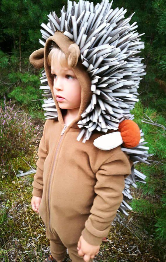 Hedgehog costume/Hedgehog onesie/Toddler Costume/ Kids Costume ...