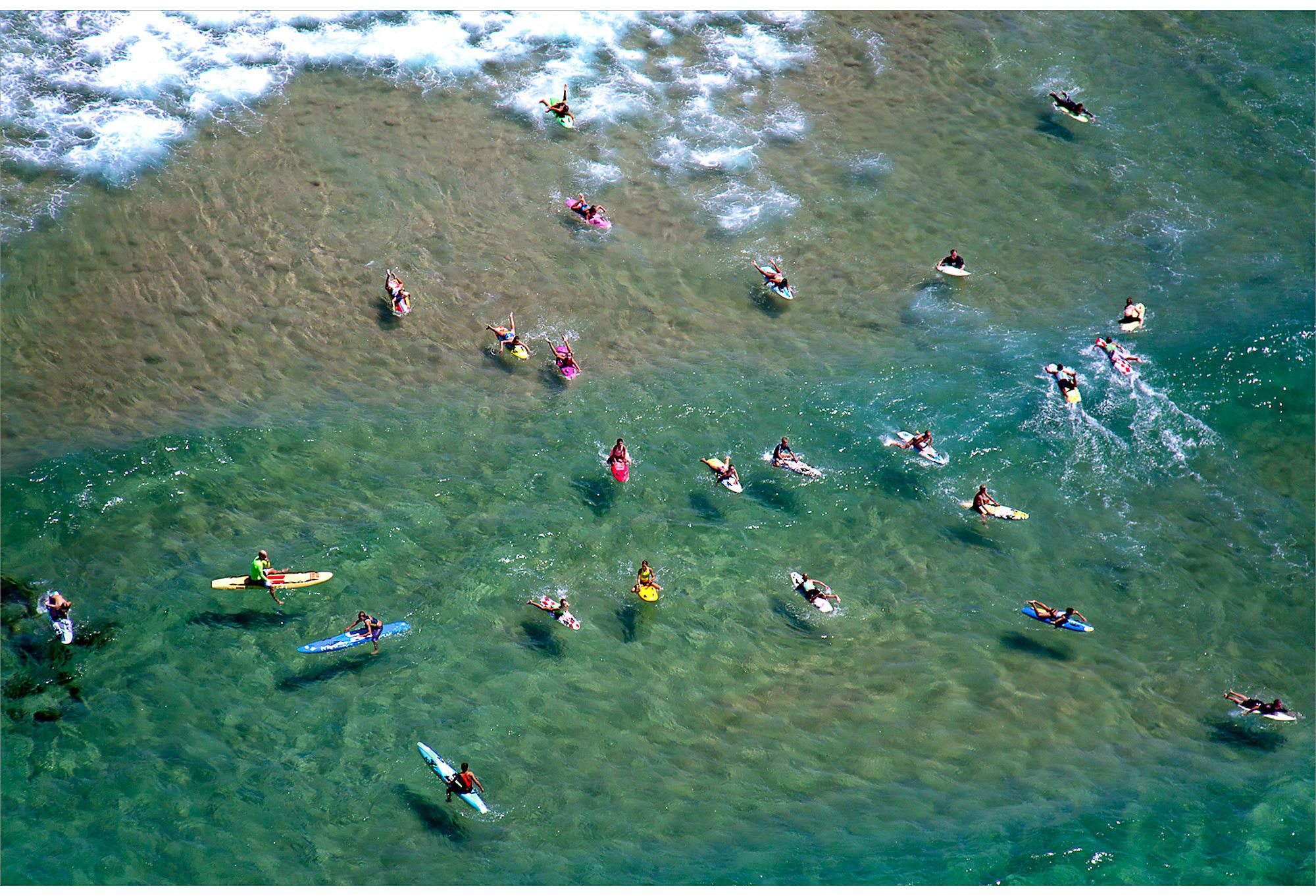 Maroubra Beach Surfers, Sydney