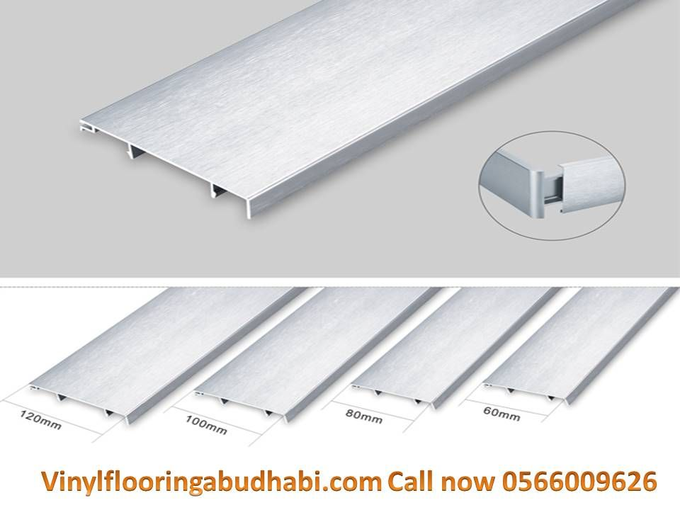 Aluminium Skirting Abu Dhabi Corporate Interiors Skirting Types Of Flooring