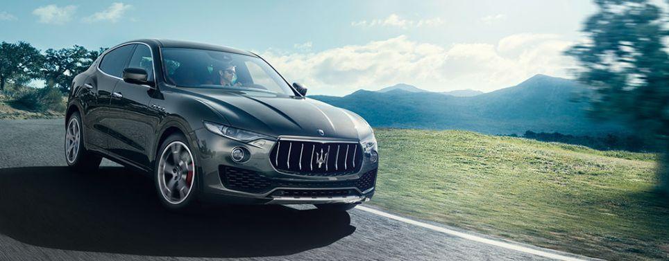Levante. The Maserati of SUVs Maserati, Maserati levante