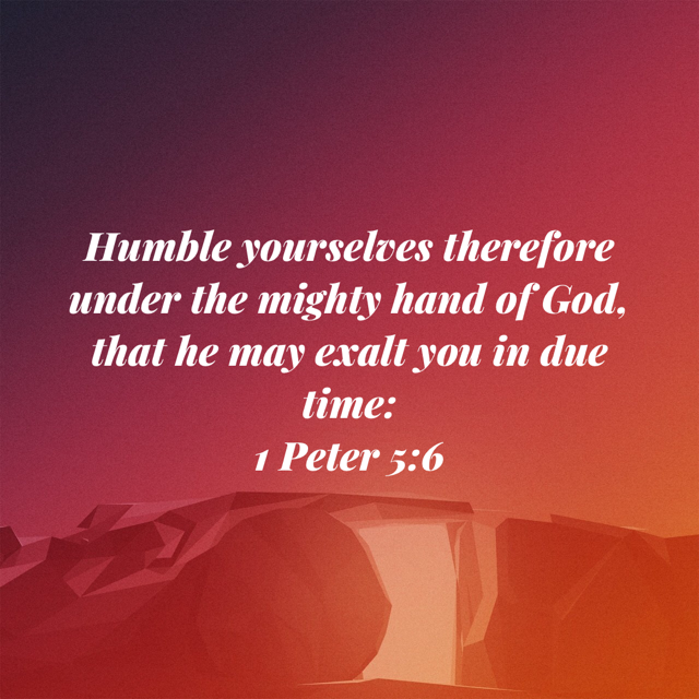 Pin by Laura Alden on Bible Humble yourself, Bible, 1 peter