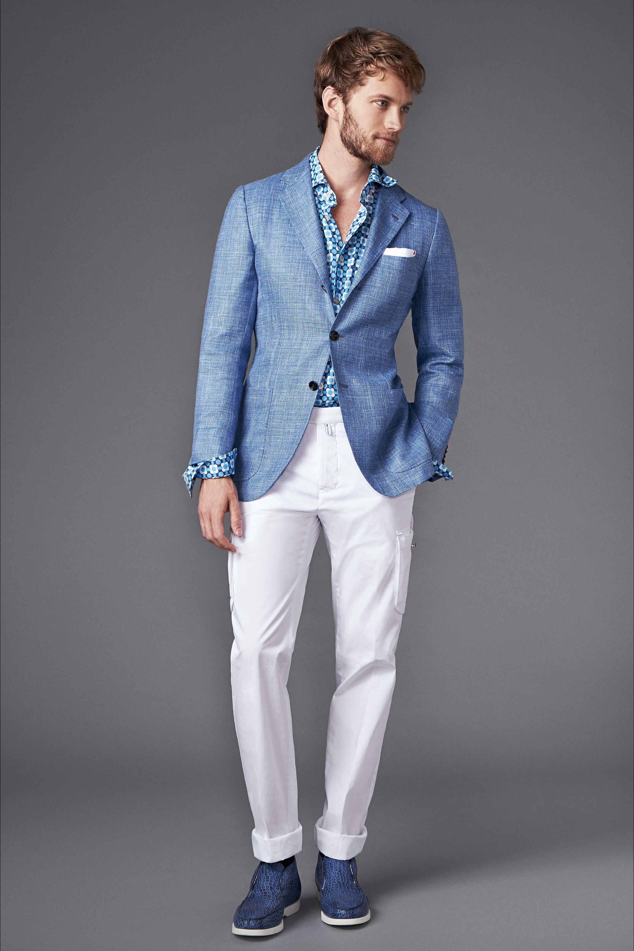 Kiton - Look 10 Total Look  CurrentFashionTrends  48d7bb1b9f2