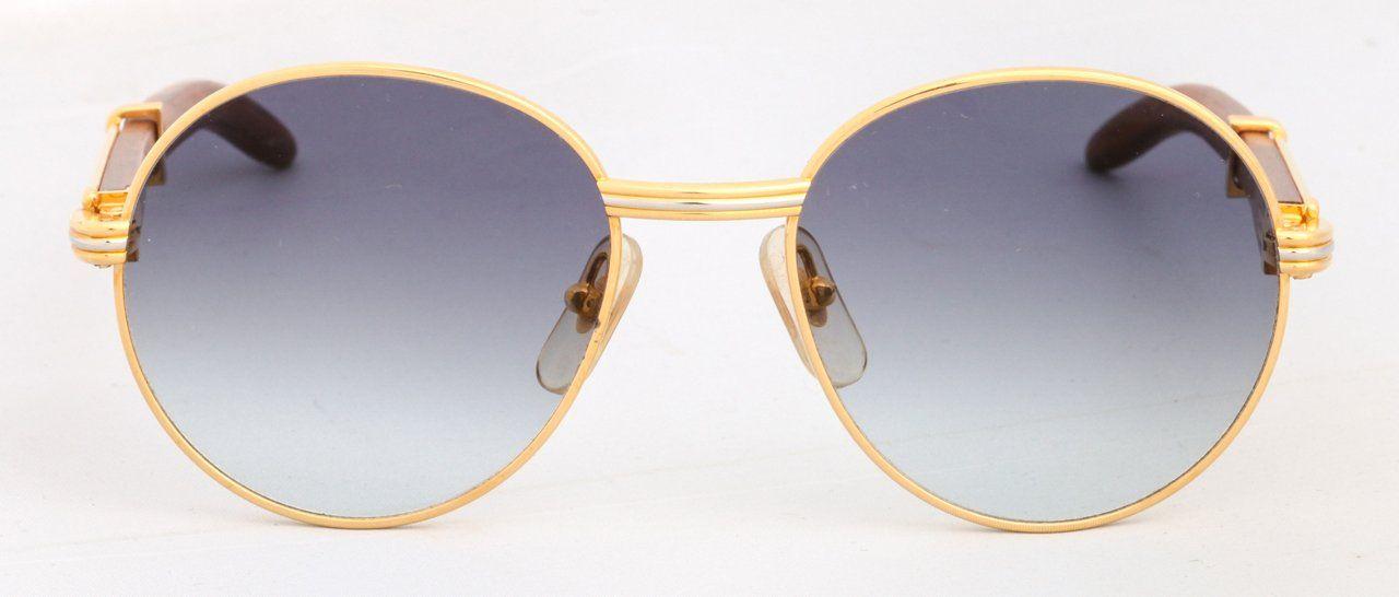 d176397b46a Cartier Bagatelle Palisander Sunglasses 2