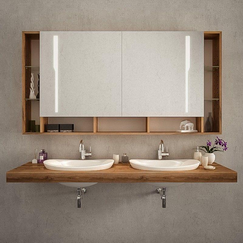 Badezimmer Spiegelschrank Mit Licht