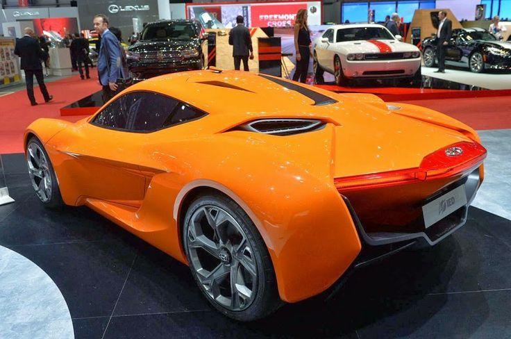 Concept car super photo concept cars hyundai cars