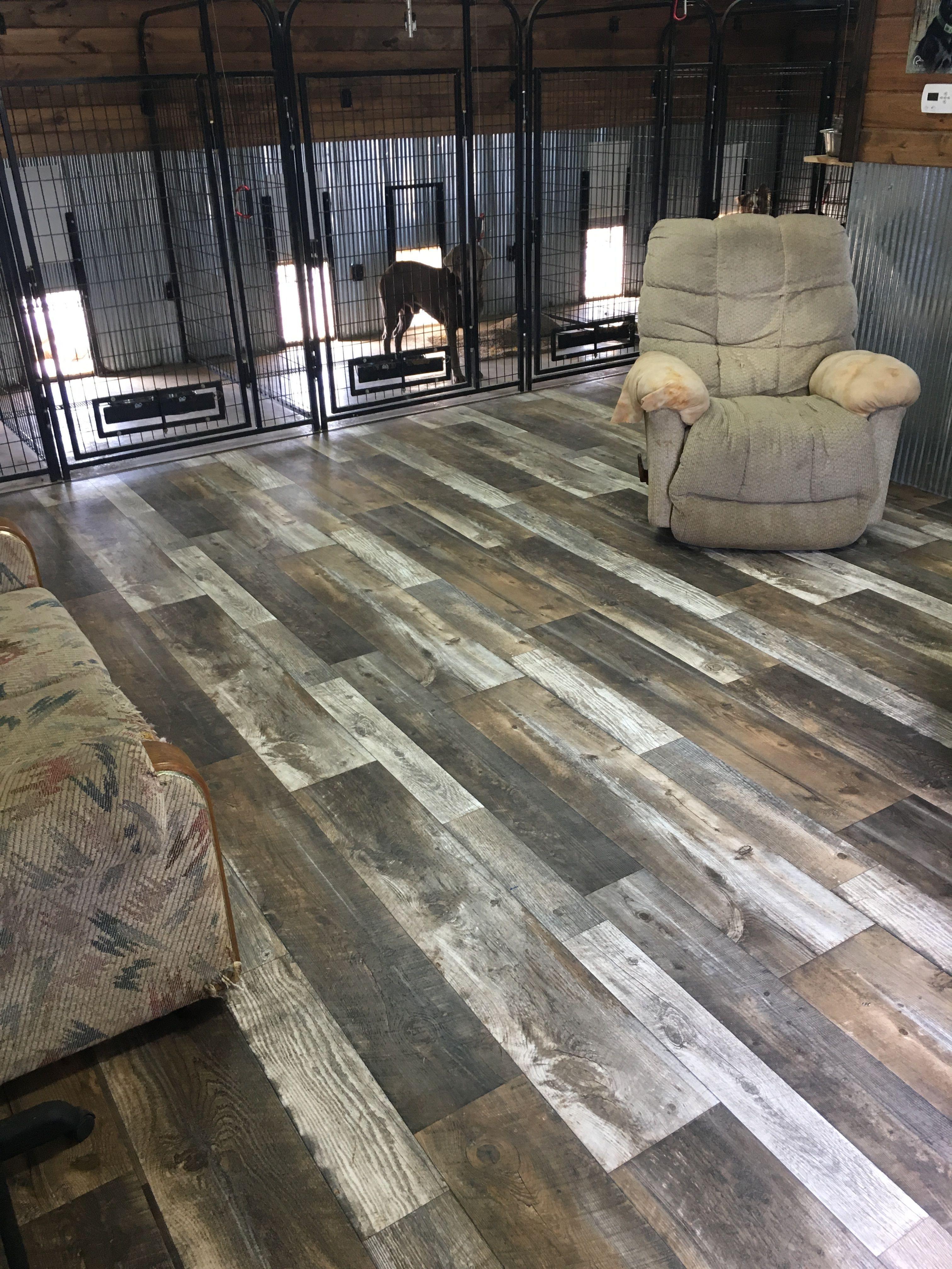 Great Lakes Floors Quest vinyl plank flooring is an