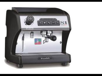 Espressolutions | Produkt > La Spaziale Vivaldi S1 Mod.II schwarz