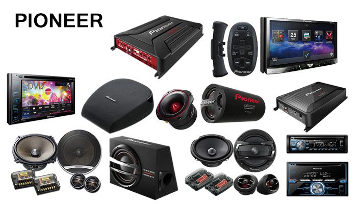 Shop online #Pioneer_Music_Systems like as; amplifiers, stereo ...