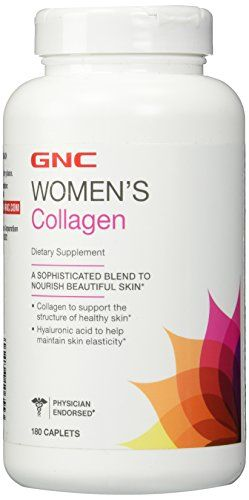 Gnc Women S Collagen 180 Caplets Find Out More About The Great