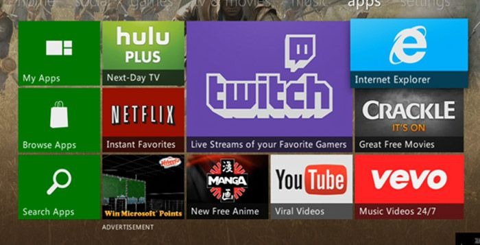 Twitch App For Xbox One Released To Go Live & Broadcast
