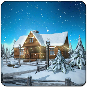 Winter 3D, True Weather v2.03 House 3d model, House styles