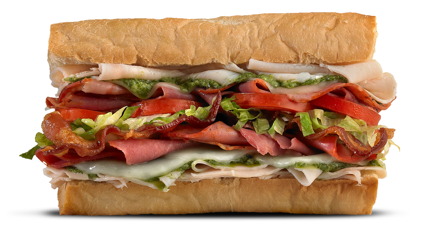 Which Wich® Superior Sandwiches CustomCrafted Sandwich