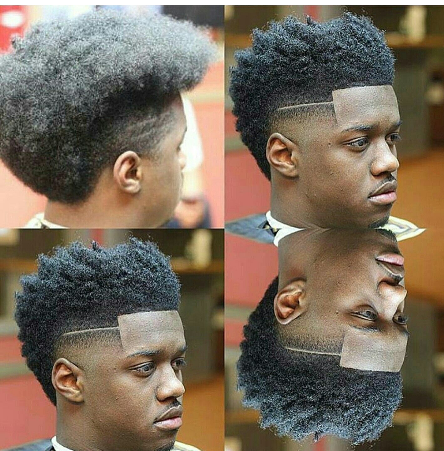 Pin by Mikel Staton on Hair Goals & Products | Black men